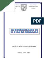 Guía Práctica Organizacion y Plan de Negocios