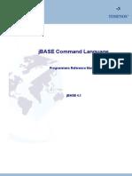 jBASE Command Language