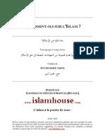 Que Disent- Ils Sur l'Islam