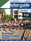 University of Arizona Visitor Guide Fall 2012