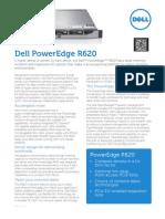 Dell PowerEdge R620 Spec Sheet
