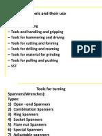 1.2 Workshop Tools