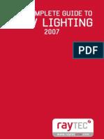 Ray Tec Lighting Guide