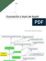 Mecanica_Gravitación y leyes de Kepler
