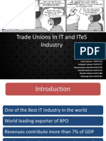 Trade Union in IT Sector