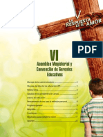 Prospecto VI Asamblea Magisterial UPSUR