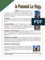 Las Ruinas de La Catedral
