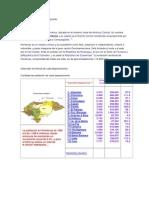 Investigar el territorio hondureño