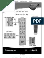 Philips Master Remote