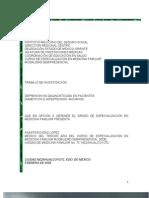 Tesis Depresion No Diagnostic Ada en Pacientes Diabeticos e Hipertensos Ancianos