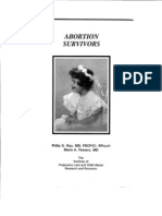 Abortion Survivors (Antiabortion Propaganda)