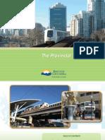Provincial Transit Plan