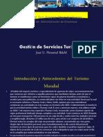 Gestion de Servicios Turisticos p'Administracion