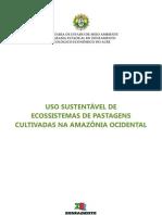 Páginas iniciais - Uso sustentável de ecossistemas de pastagens cultivadas na Amazônia Ocidental..