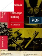 Howard HandbookForTelescopeMaking
