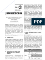 05-46 Blocking Die Impression Shape Design for Web
