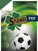 2012 DUSL Shamrock Tournament Program