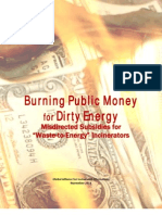 Burning Public Money GAIA 2011_2