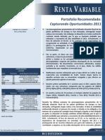 Porta Folio Recomend a Do 030111