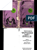 Kathryn Paulsen - Witches Potions and Spells Cd7 Id2119482802 Size5047