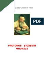 Nilus - Protokoli Sionskih Mudraca