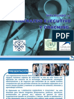Liderazgo Ejecutivo y Coaching Agosto 2012