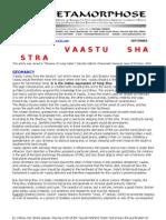 Vaastu Shastra or Vedic Geomancy