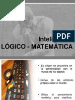 Inteligencia Logico - Matemática