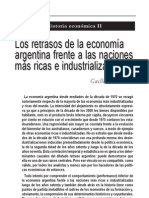 29304692 Vitelli Guillermo Los Retrasos de La Economia Argentina Frente a Las Naciones Mas Ricas e Industrializadas