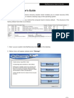 MyRecovery User's Manual_ENG
