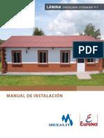 Manual de Instalación Lámina de Fibrocemento