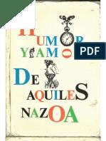 Humor y Amor - Aquiles Nazoa