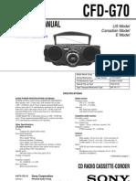 CFD-G70