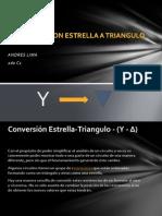 Conversion Estrella a Triangulo