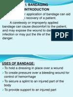 Bandaging Power Point