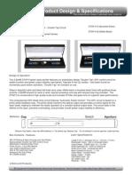 DTAP 5 Double Tap Green Laser Spec Sheet