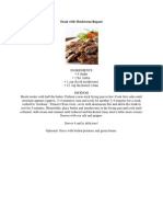 4 Ingredients Recipes