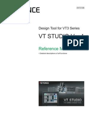 VT Studio Ver 4 | License | Intellectual Property