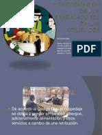 ASPECTO LEGAL Y PARTICIPACIÓN DE LOS TRABAJADORES EN