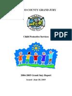 Solano County 2004-05 Grand Jury, Child Protective Services, 2005