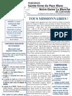 Bulletin SAPB&NDLB120805