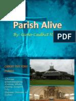 Cadhit Parish Alive 2N
