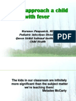 most common causes of fever thailand