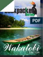 Backpacker Borneo Book