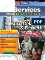 Civil Services Mentor August 2012 Www.upscportal