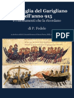 1899 FEDELE Garigliano 915 AD