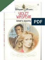 85039861 Violet Winspear Love s Agony