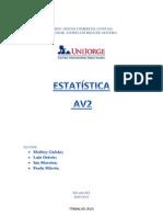 Estatística-AV2