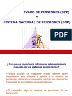 Sistemas pensionarios