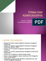 Stoma Dan Komplikasinya -Revisi